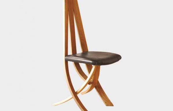 Chaise Epona Cuir