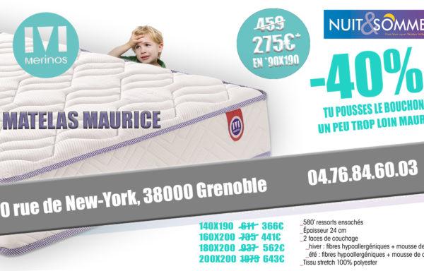 Merinos Maurice promo