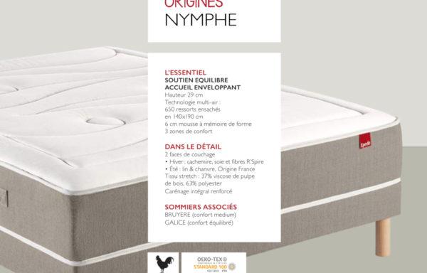 Epeda NYMPHE 1000€_1500€
